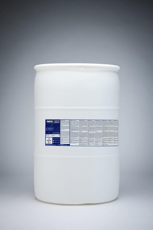 VAI Process2Clean 1 Alkaline Detergent 30 gal.; Nonsterile:Gloves, Glasses
