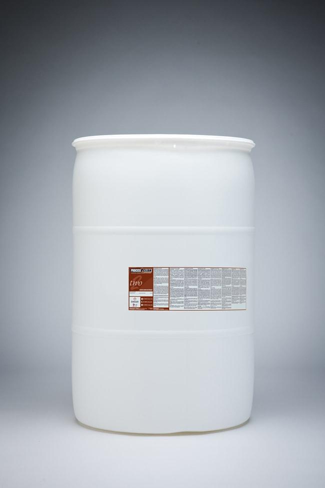 VAI Process2Clean 2 Phosphoric/Citric Acid Cleaner/Descaler 55 gal.; Nonsterile:Gloves,