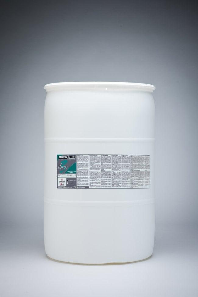 VAI Process2Clean 3 Hydroxyacetic Acid Cleaner 30 gal.; Sterile:Gloves,