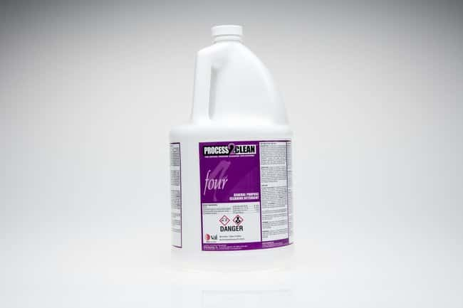 VAI Process2Clean 4 High-Foaming Detergent 1 gal.; Nonsterile:Gloves, Glasses