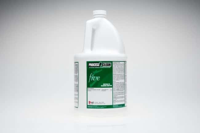 VAI Process2Clean 5 Emulsifying Detergent/Additive 1 gal.; Nonsterile:Gloves,