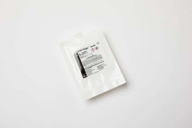 VAI Alcoh-Wipe Saturated Wipes 18 x 18; Sterile:Gloves, Glasses and Safety