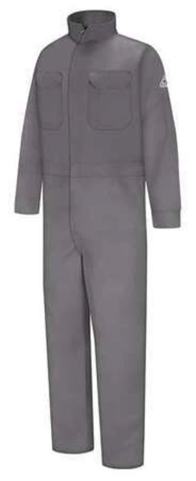 VF Workwear Bulwark EXCEL FR 8-Pocket Deluxe Coveralls Size: 46 in. regular:Gloves,