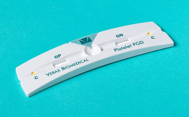 Verax Biomedical™ Platelet PGD™ Test System