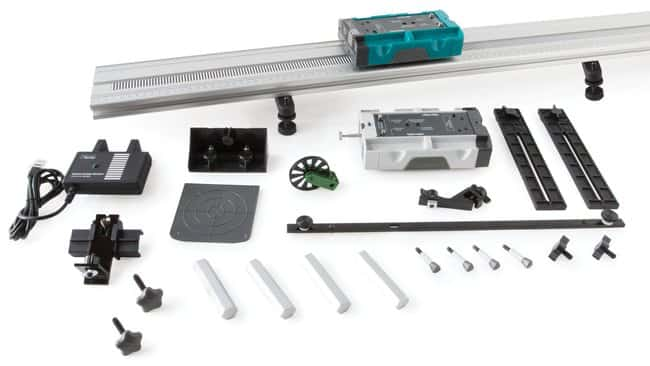 VernierDynamics Cart and Track System with Motion Encoder Resolution: 1