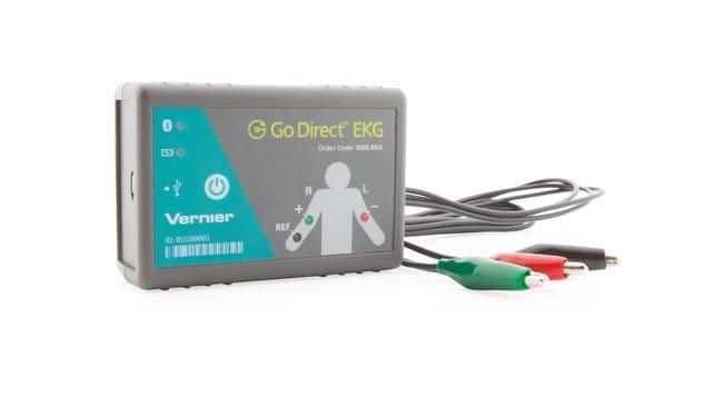 Vernier&trade;&nbsp;Go Direct&trade;EKG Sensor&nbsp;<img src=