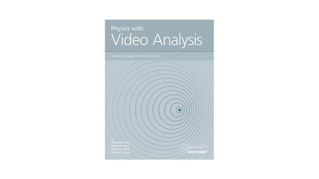 Vernier Physics with Video Analysis  Format: Printed Lab Book:Teaching