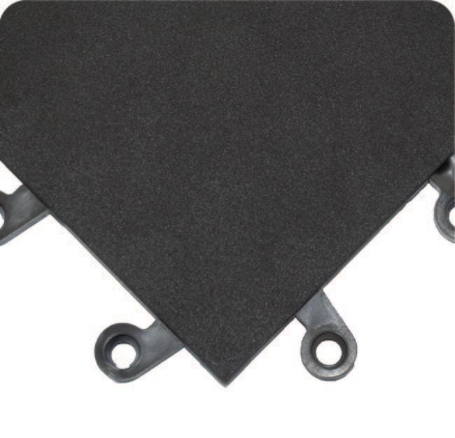 WearwellErgoDeck Smooth Interlocking Anti-Fatigue Mats:Facility Safety