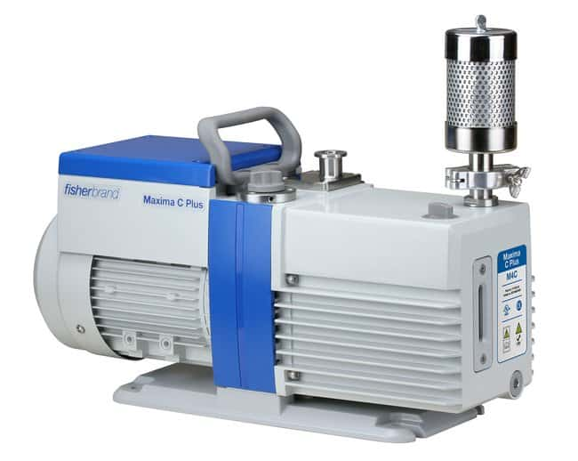 Fisherbrand Maxima Rotary Vane Vacuum Pumps - 115 V, 60 Hz Flow rate: 4.2