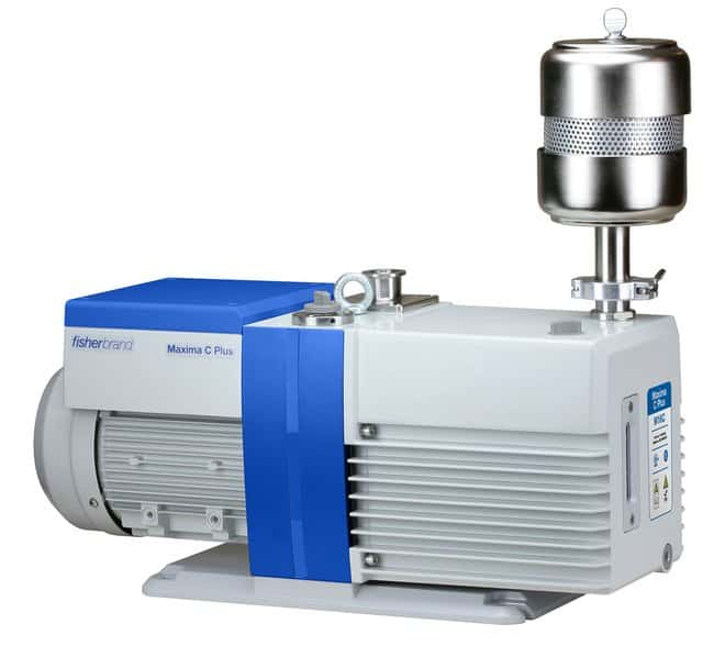 Fisherbrand Maxima Rotary Vane Vacuum Pumps - 115 V, 60 Hz Flow rate: 18.3