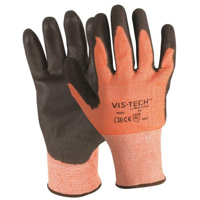 Wells LamontVis-Tech Y9294 Polyurethane-Coated Cut Resistant Gloves:Personal