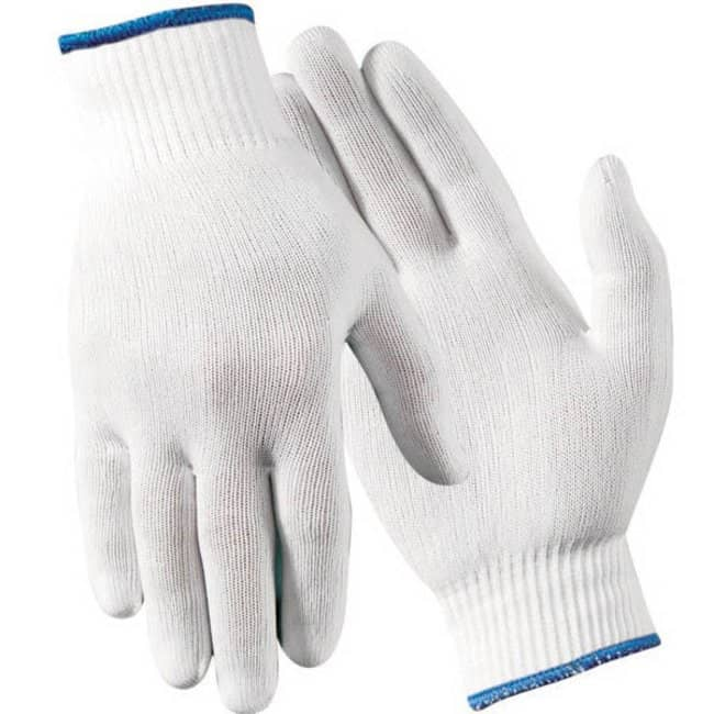 Wells LamontReusable Full-Finger Nylon Glove Liners:Personal Protective