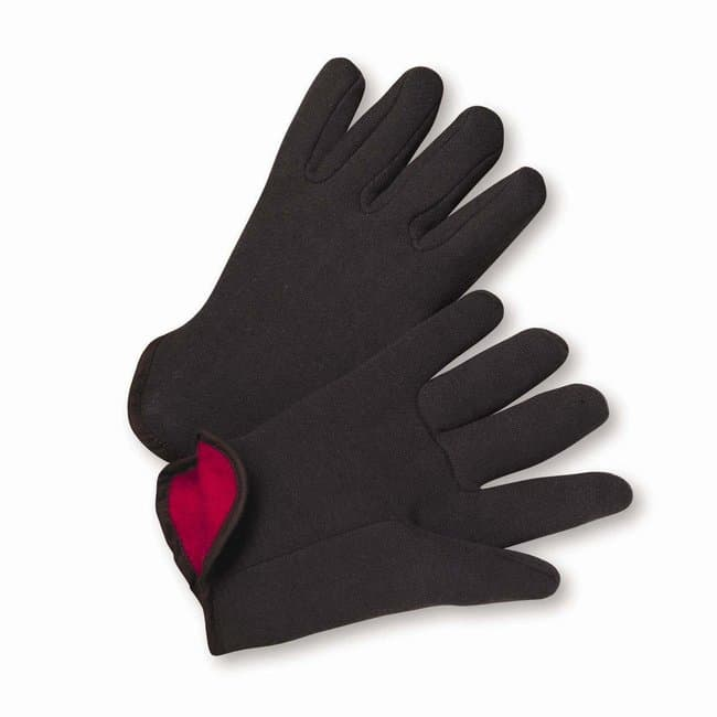 West Chester Red Fleece Lining Gloves Size: Large:Gloves, Glasses and Safety