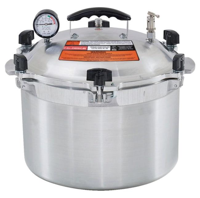 WAF Non-Electric Pressure Steam Sterilizer 15.5 qt.:Healthcare