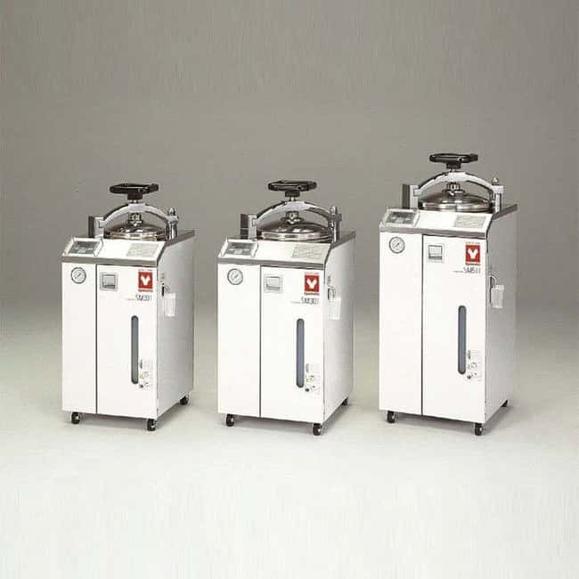 YamatoStandard Laboratory Use Sterilizer With Dryer:Sterilizers and Autoclaves:Laboratory