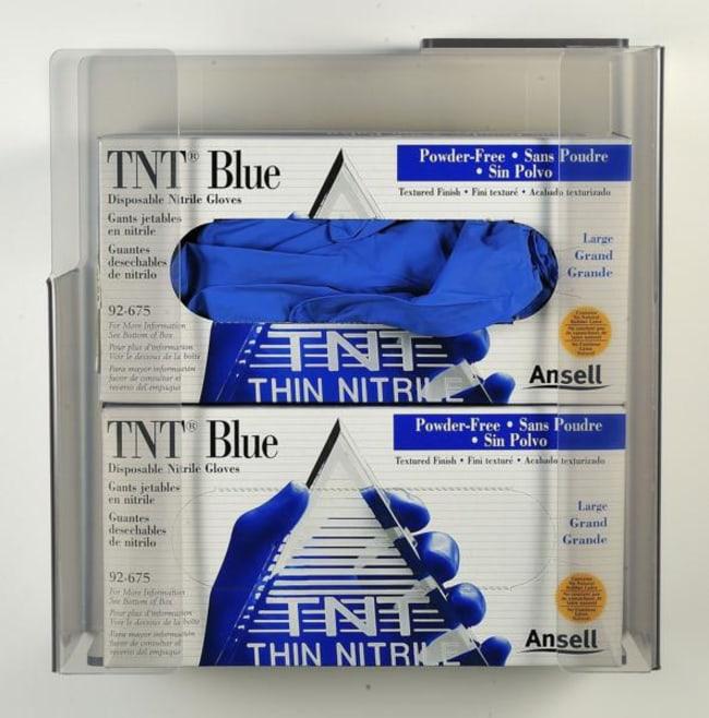 ZING Enterprises Eco Single Box Glove Dispenser Plastic 12 in. x  10.5