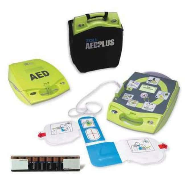 ZOLL Medical AED Plus Semiautomatic Defibrillator Packages  AED Plus with