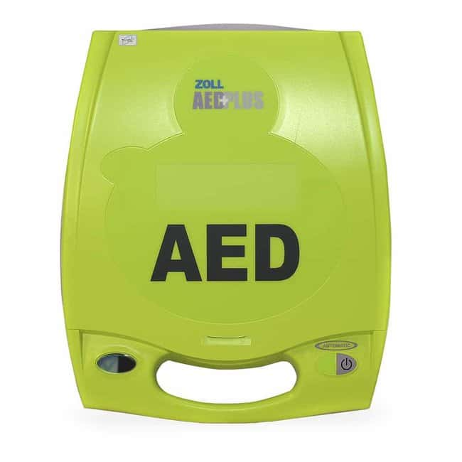 ZOLL MedicalAED Plus Semiautomatic Defibrillator Packages AED Plus with