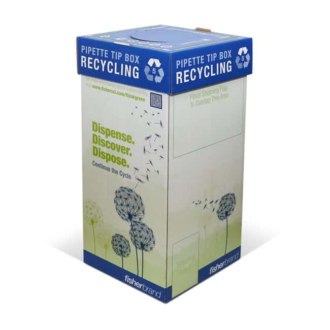 Fisherbrand Pipette Tip Recycle Box Pipette Tip Recycle Box:Warranties,