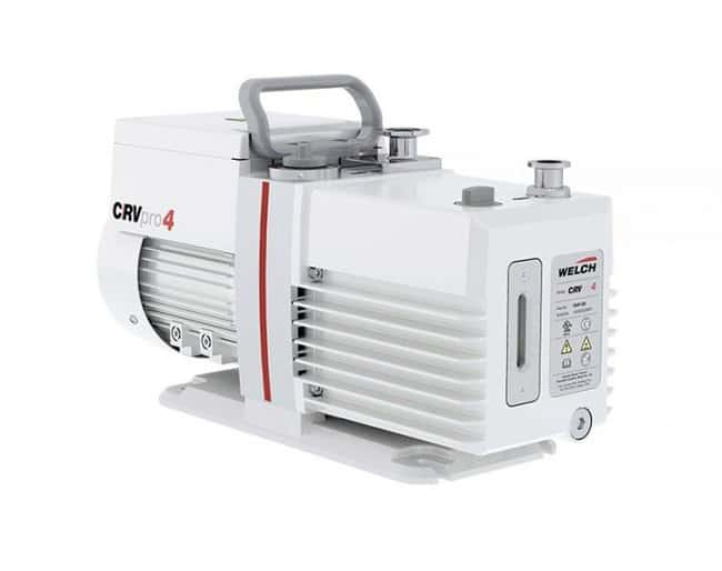 Welch CRVpro4 Direct Drive Rotary Vane Vacuum Pump 230V:Pumps and Tubing