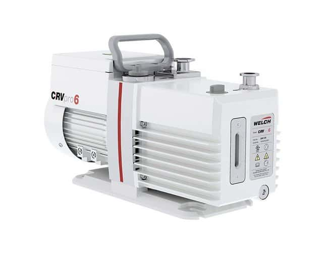 Welch CRVpro6 Direct Drive Rotary Vane Vacuum Pump 230V:Pumps and Tubing