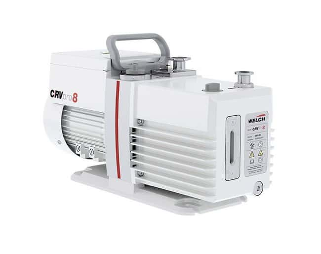Welch™ CRVpro8 Direct Drive Rotary Vane Vacuum Pump