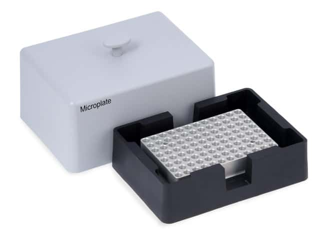 Fisherbrand™Isotemp™ Shake Touch Shakers Accessory Blocks PCR Plate Block with Lid; 96 well; 4.7 x 6.4 x 3.0 in. (11.9 x 16.3 x 7.6cm) Products