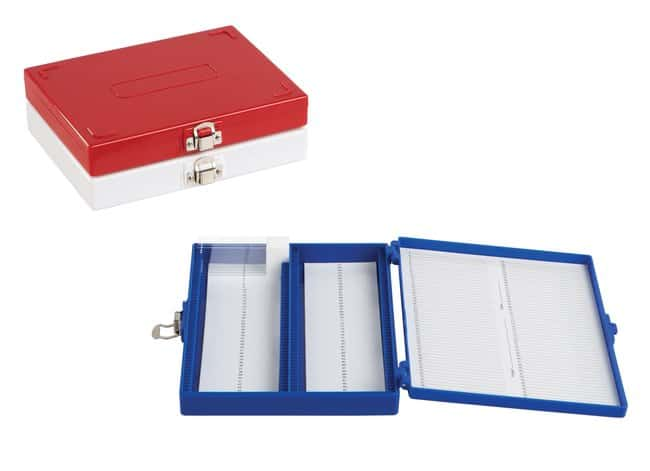 Fisherbrand Premium Microscope Slide Box:Racks, Boxes, Labeling and Tape:Boxes