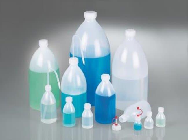Buerkle™Enghalsflaschen aus LDPE, rund Capacity: 5000mL Buerkle™Enghalsflaschen aus LDPE, rund