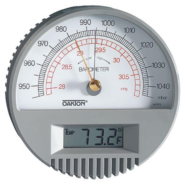 Cole-ParmerOakton Wd-03316-80:Barometer W Digital Thermometer