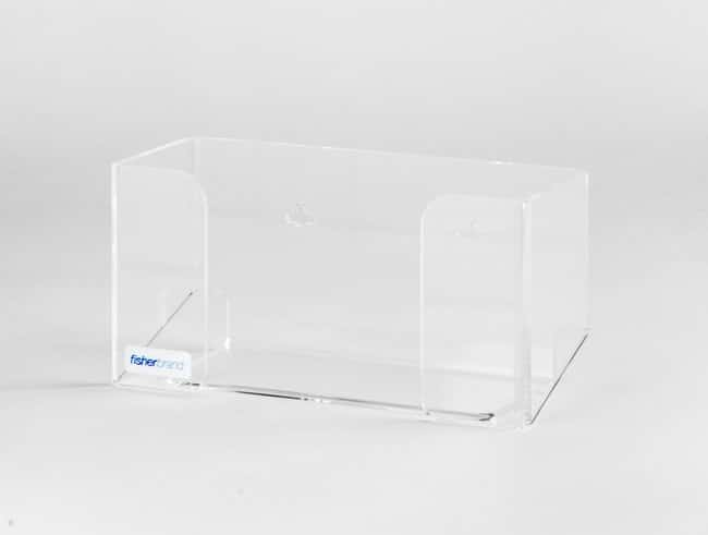Fisherbrand Acrylic Glove Box Holder:Gloves, Glasses and Safety:Gloves