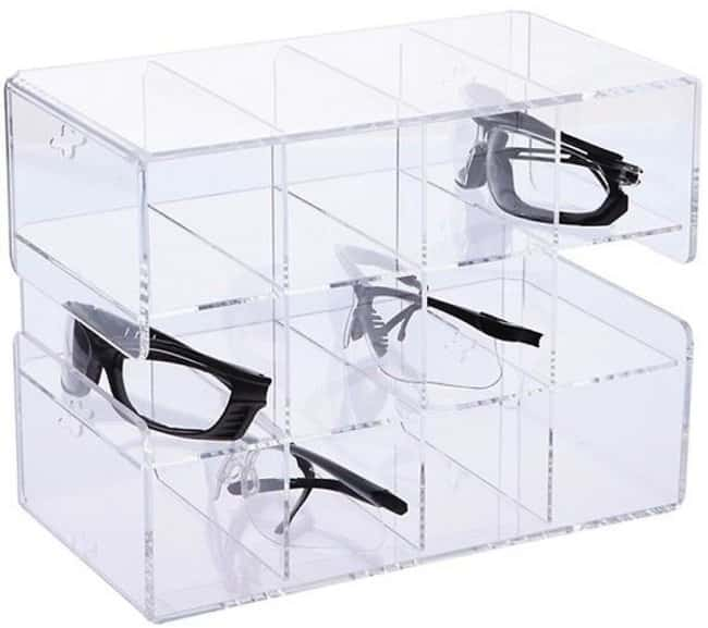 Fisherbrand™ Acrylic Safety Glasses Holder 12-Unit