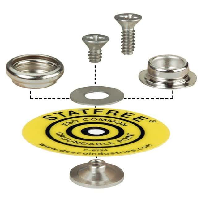 DescoUniversal Snap Kit Width: 10 mm:Facility Safety and Maintenance