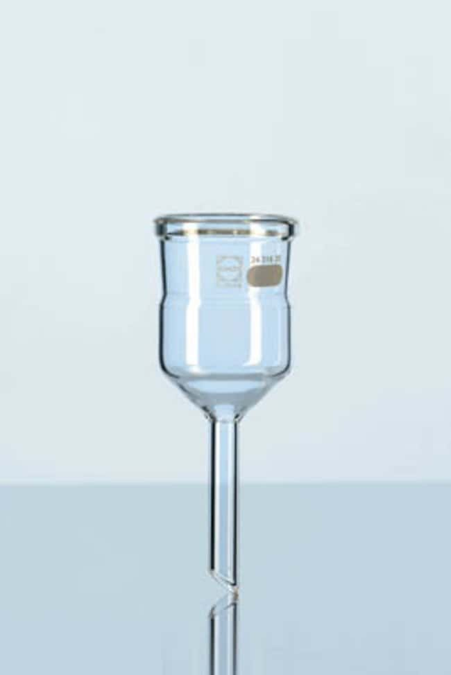 Duran™Adapters: Funnels and Filtration Beakers, Bottles, Cylinders and Glassware