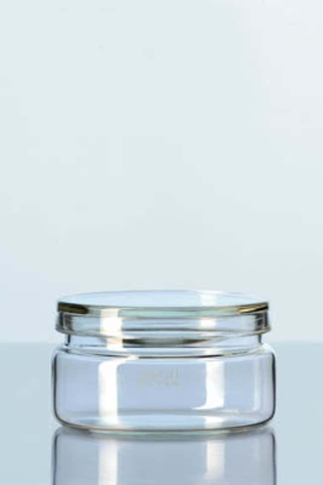 Duran™Jars with Shoulder and Lid Height: 64mm Duran™Jars with Shoulder and Lid