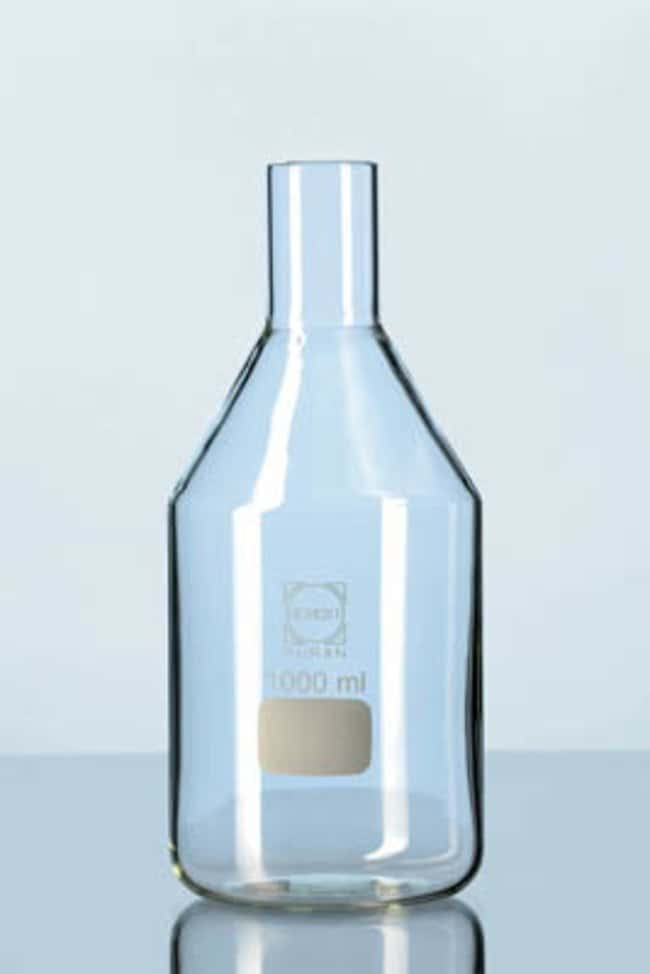 Duran™Culture Media Bottle with Straight Neck for Metal Caps: Bottles Bottles, Jars and Jugs