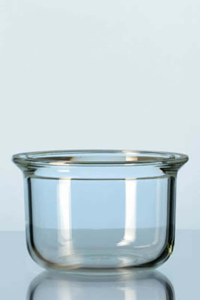 Duran™ Borosilicate Glass Flat Flange Beakers: Specialty Glass Labware Glass Beads, Stopcocks and Specialty Glass Labware