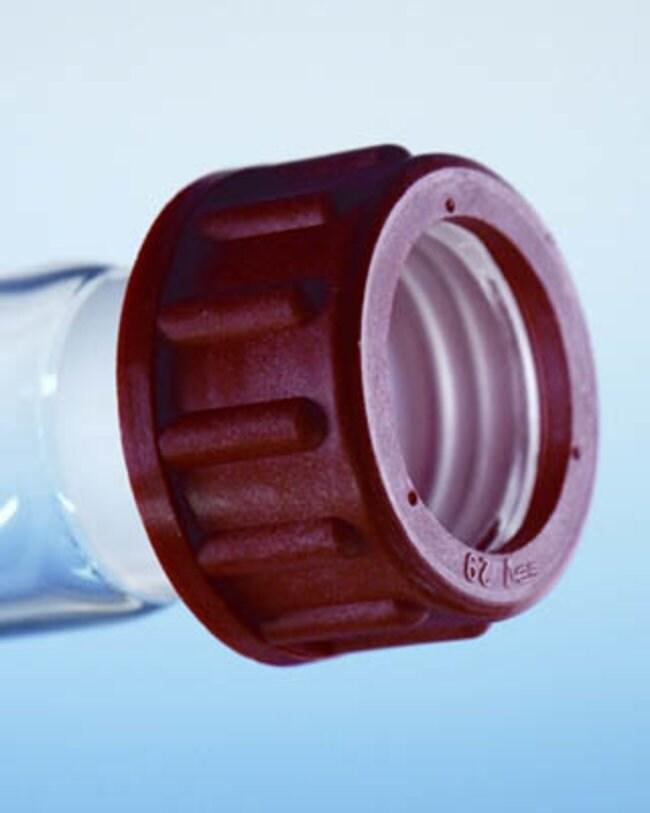 Duran™Screw Caps with Seal: Las pinzas, soportes y fijaciones Ver productos