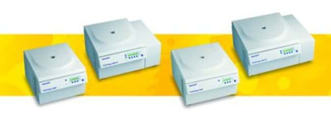 Eppendorf™ 5810 Centrifuges without Rotor Capacity: 4 x 750mL Eppendorf™ 5810 Centrifuges without Rotor