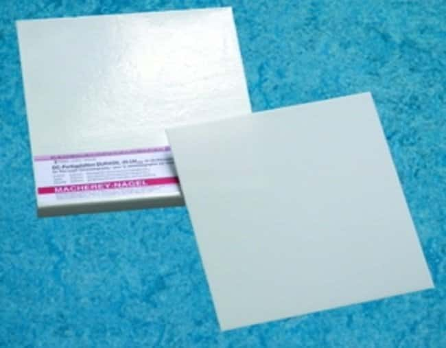 Macherey-Nagel™ Polygram CEL 300 Polyester Sheets Plate Size: 200 x 200mm Macherey-Nagel™ Polygram CEL 300 Polyester Sheets