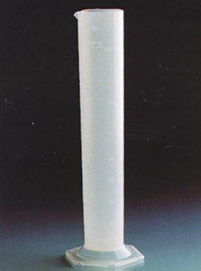 Hirschmann™Graduierte Zylinder der KlasseB, blaue Graduierung, PP Fassungsvermögen: 500ml Produkte
