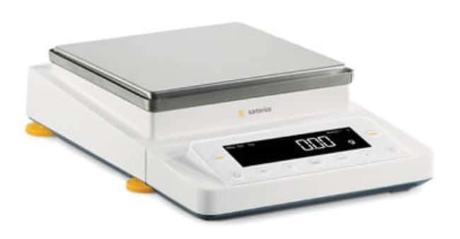 Sartorius™ Cubis™ MSE Precision Balance without Draft Shield Capacity: 5.2kg; Readability: 100mg Sartorius™ Cubis™ MSE Precision Balance without Draft Shield