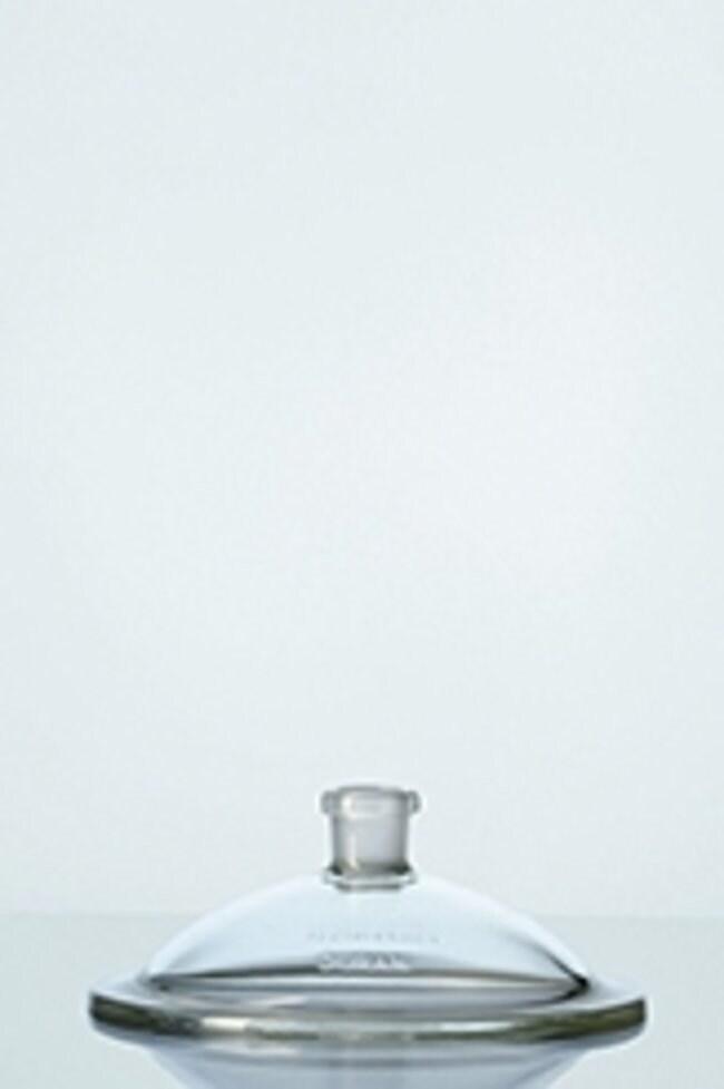Duran™Tapas para desecador de borosilicato Size: DN 300 (nominal diameter); I.D.: 332mm flange; O.D.: 380mm flange Ver productos