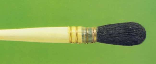 Vereinigte Pinselfabriken™Hair Brushes Size: 1; Type 314G Vereinigte Pinselfabriken™Hair Brushes