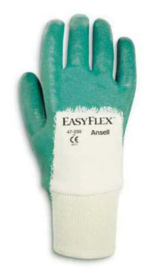 Ansell™Easy Flex 47-200 Series Nitrile Medium Weight Gloves Size: 6.5 Products