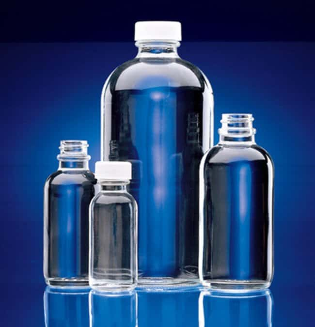 Fisherbrand™ Certified Low-Particulate Boston Round Bottles