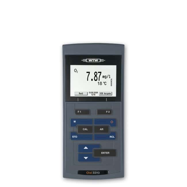 WTW™ ProfiLine™ Oxi 3310 Portable Dissolved Oxygen Meters Single Meter Products