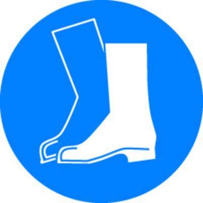Brady™Gebotsschilder aus verstärktem Polypropylen use Foot; Diameter: 200mm Brady™Gebotsschilder aus verstärktem Polypropylen