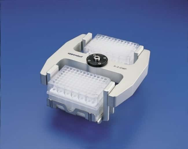 Eppendorf™ Deepwell Plate Rotor for A-2-DWP Benchtop Centrifuge For use with: A-2-DWP; Max. RCF: 2250xg; Speed: 4000rpm; Includes: 2 buckets General Purpose Rotors for Bench Top Centrifuges