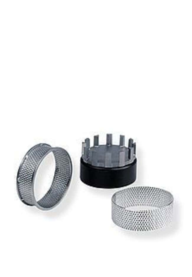 Fritsch™ Stainless Steel 1.4404/316L Sieve Ring Size: 1mm Fritsch™ Stainless Steel 1.4404/316L Sieve Ring